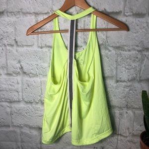 Adidas Racerback T strap athletic shirt XS
